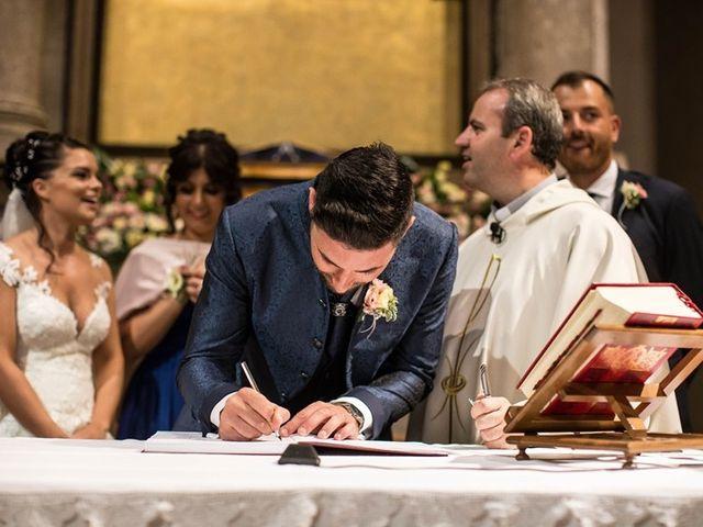 Il matrimonio di Nicola e Annarita a Fiano Romano, Roma 116