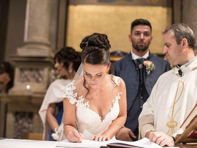 Il matrimonio di Nicola e Annarita a Fiano Romano, Roma 117