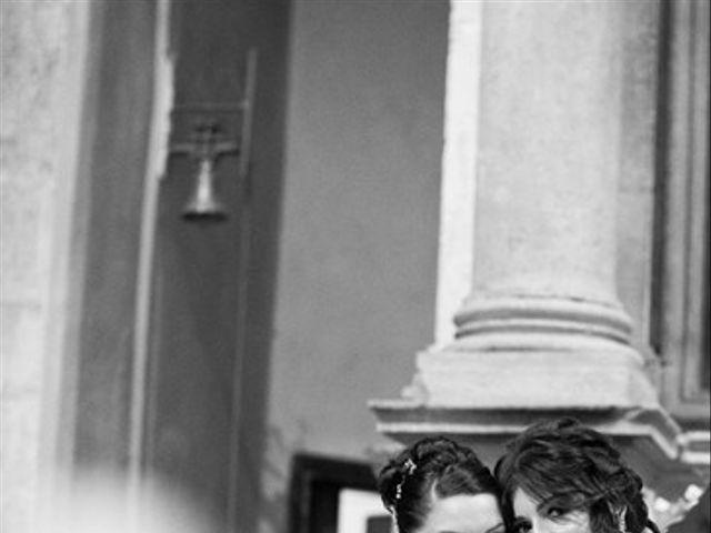 Il matrimonio di Nicola e Annarita a Fiano Romano, Roma 118