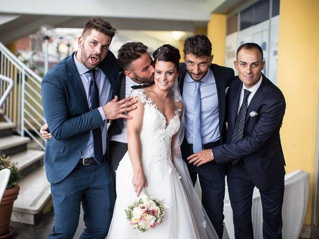 Il matrimonio di Nicola e Annarita a Fiano Romano, Roma 119