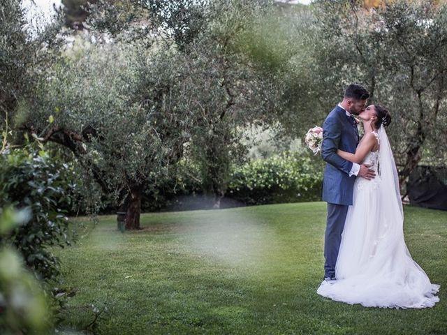Il matrimonio di Nicola e Annarita a Fiano Romano, Roma 124