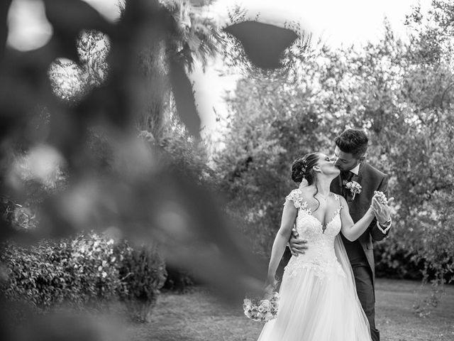 Il matrimonio di Nicola e Annarita a Fiano Romano, Roma 125