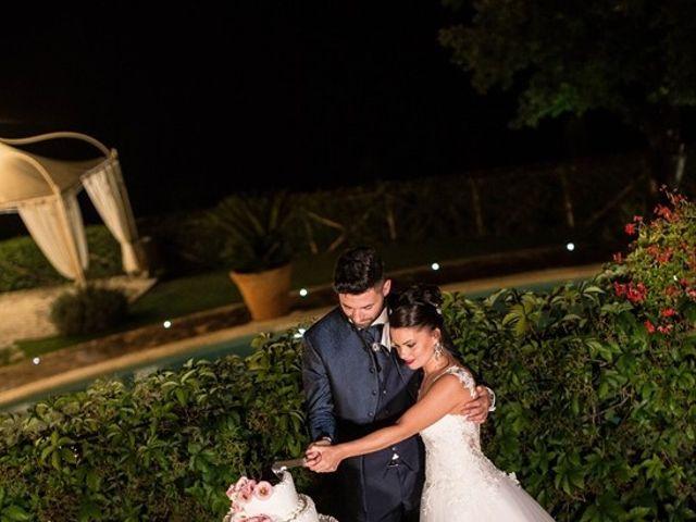 Il matrimonio di Nicola e Annarita a Fiano Romano, Roma 130