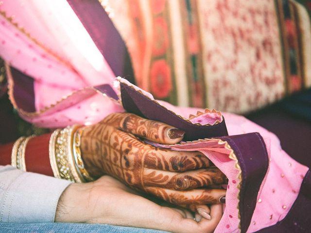 Il matrimonio di Kaur e Paolo a Pavone del Mella, Brescia 17