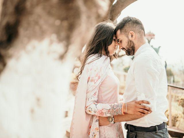 Il matrimonio di Kaur e Paolo a Pavone del Mella, Brescia 29