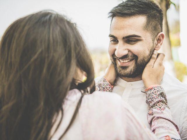 Il matrimonio di Kaur e Paolo a Pavone del Mella, Brescia 33