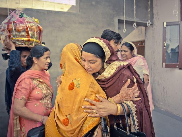 Il matrimonio di Kaur e Paolo a Pavone del Mella, Brescia 172