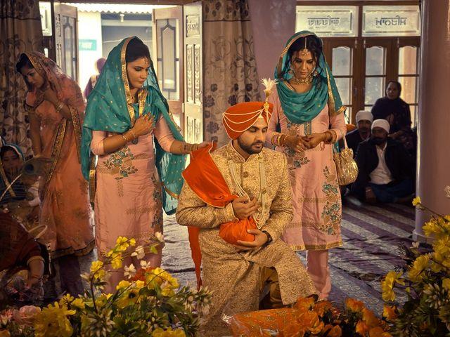 Il matrimonio di Kaur e Paolo a Pavone del Mella, Brescia 246