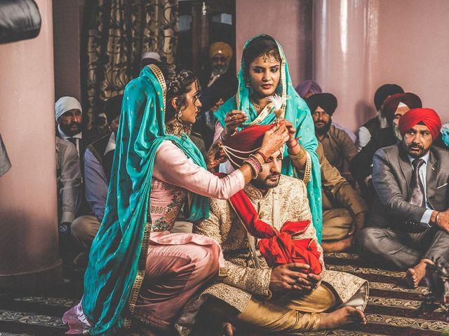 Il matrimonio di Kaur e Paolo a Pavone del Mella, Brescia 247