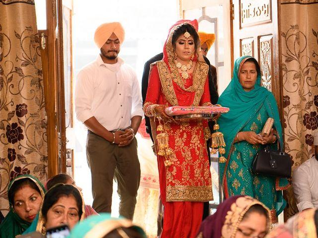 Il matrimonio di Kaur e Paolo a Pavone del Mella, Brescia 256