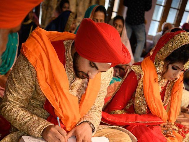 Il matrimonio di Kaur e Paolo a Pavone del Mella, Brescia 279