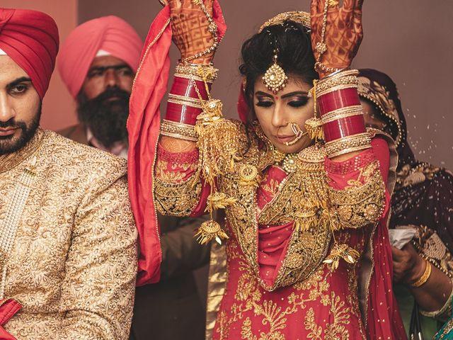 Il matrimonio di Kaur e Paolo a Pavone del Mella, Brescia 285