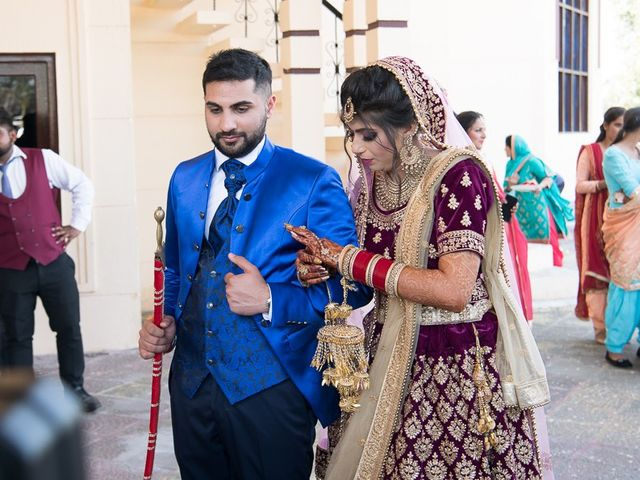 Il matrimonio di Kaur e Paolo a Pavone del Mella, Brescia 303