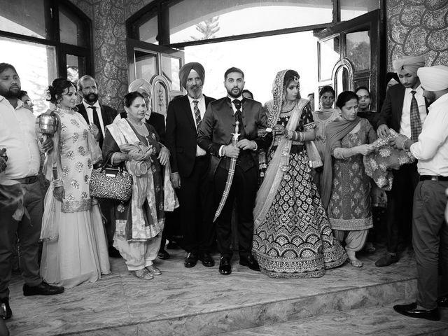 Il matrimonio di Kaur e Paolo a Pavone del Mella, Brescia 306