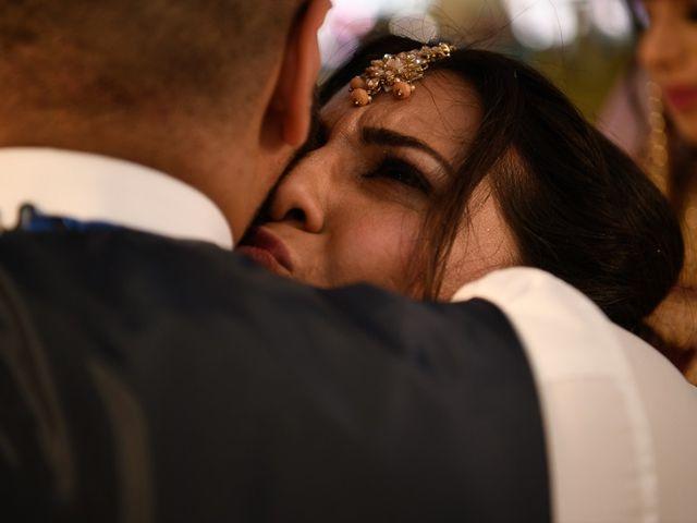 Il matrimonio di Kaur e Paolo a Pavone del Mella, Brescia 366