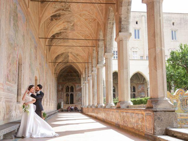 Il matrimonio di Ivana e Omar a Napoli, Napoli 1