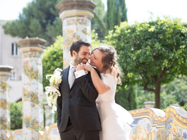 Il matrimonio di Ivana e Omar a Napoli, Napoli 23