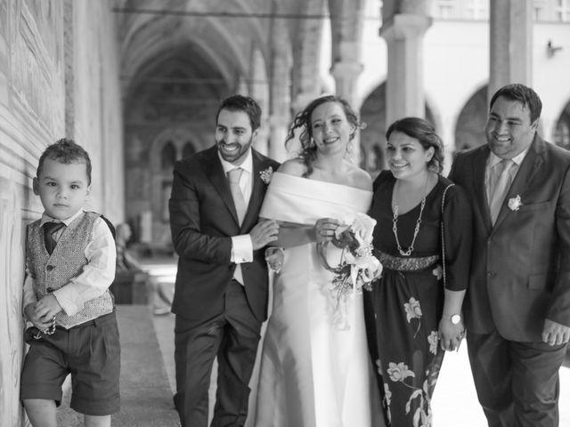 Il matrimonio di Ivana e Omar a Napoli, Napoli 24