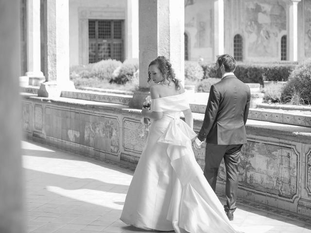 Il matrimonio di Ivana e Omar a Napoli, Napoli 25