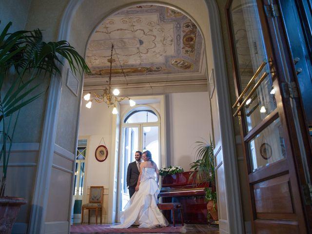 Il matrimonio di Ivana e Omar a Napoli, Napoli 35