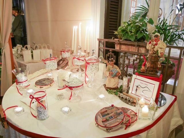 Il matrimonio di Ivana e Omar a Napoli, Napoli 40