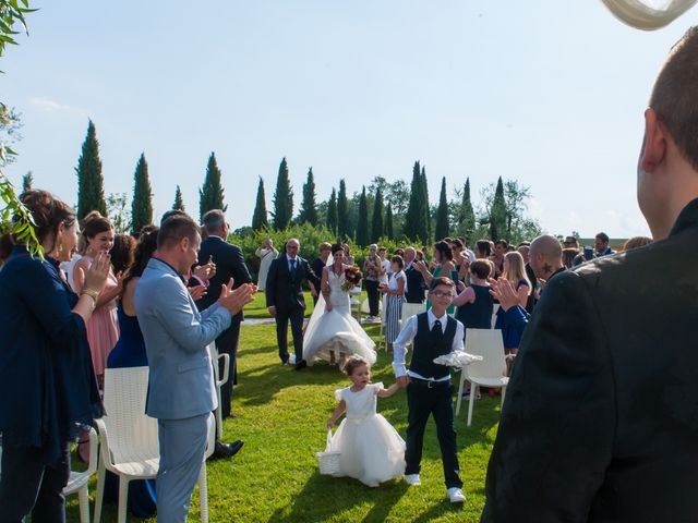 Il matrimonio di Leonardo e Sara a Palaia, Pisa 4
