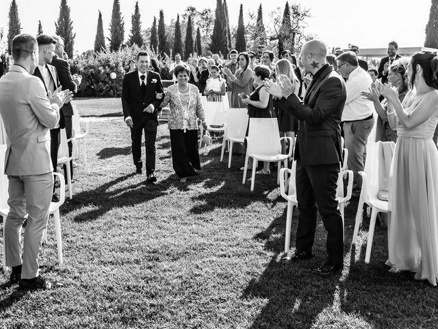 Il matrimonio di Leonardo e Sara a Palaia, Pisa 9