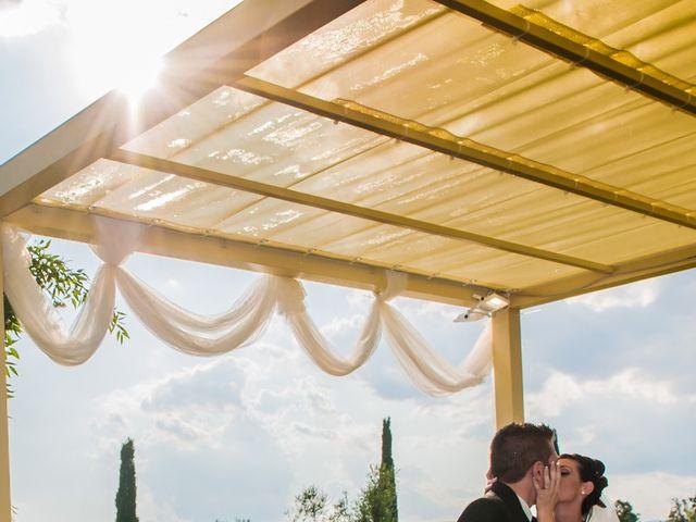 Il matrimonio di Leonardo e Sara a Palaia, Pisa 12