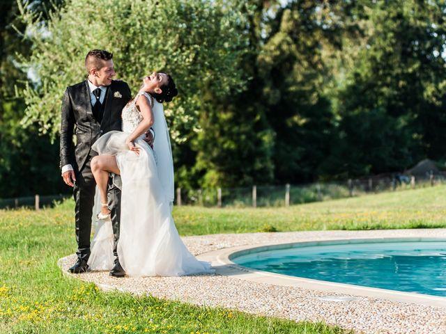 Il matrimonio di Leonardo e Sara a Palaia, Pisa 17
