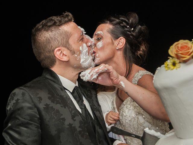 Il matrimonio di Leonardo e Sara a Palaia, Pisa 22