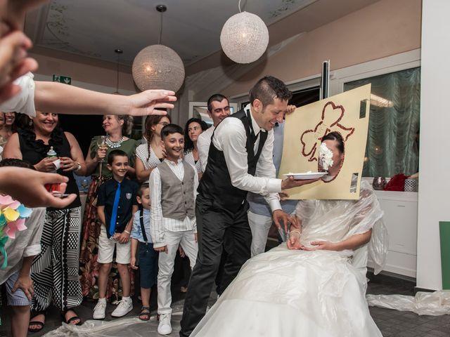 Il matrimonio di Leonardo e Sara a Palaia, Pisa 26