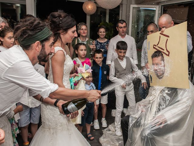Il matrimonio di Leonardo e Sara a Palaia, Pisa 27