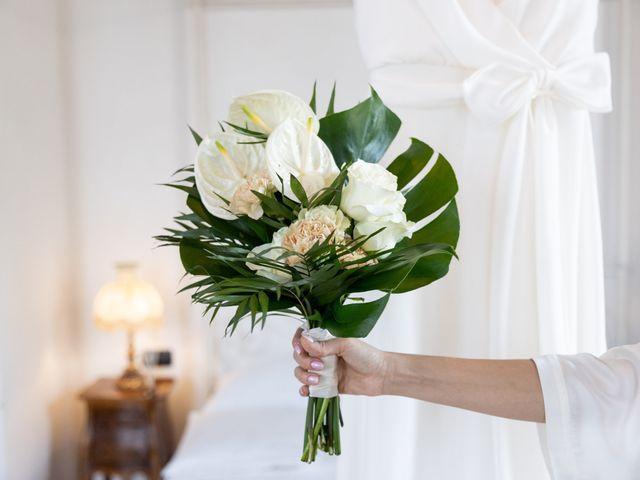 Il matrimonio di Luca e Laura a Calco, Lecco 1