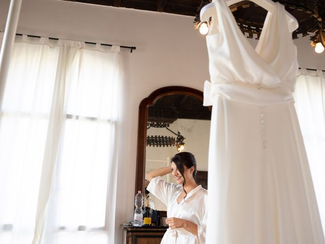 Il matrimonio di Luca e Laura a Calco, Lecco 5