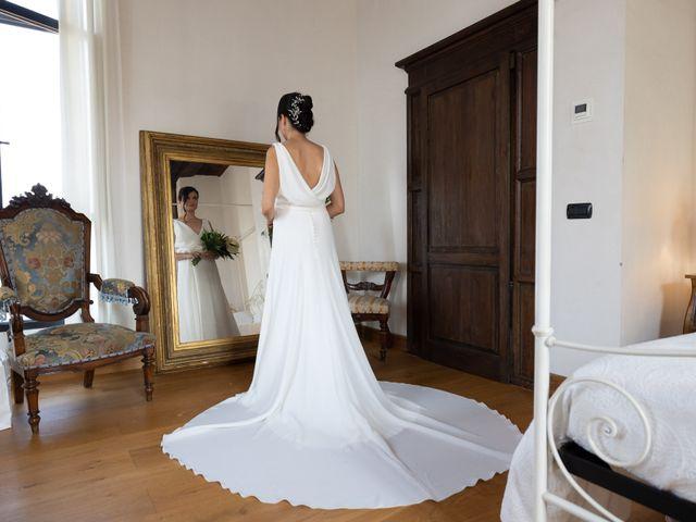 Il matrimonio di Luca e Laura a Calco, Lecco 11
