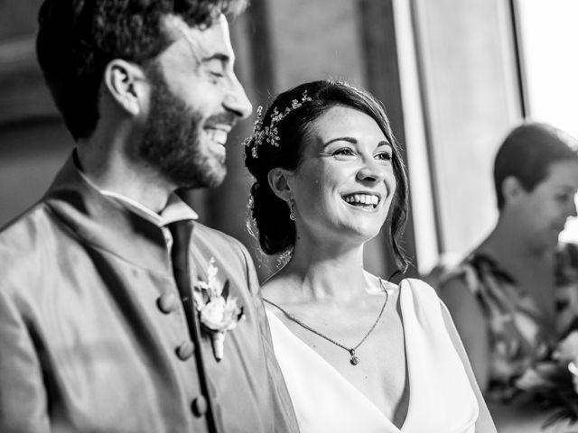Il matrimonio di Luca e Laura a Calco, Lecco 16
