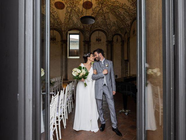 Il matrimonio di Luca e Laura a Calco, Lecco 22