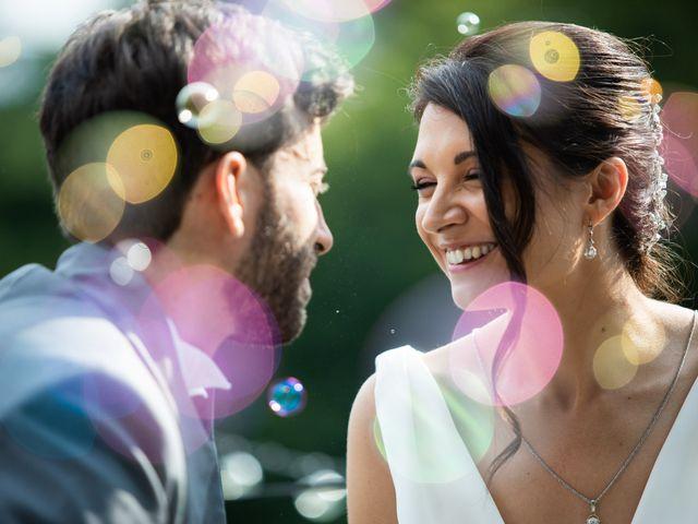 Il matrimonio di Luca e Laura a Calco, Lecco 36