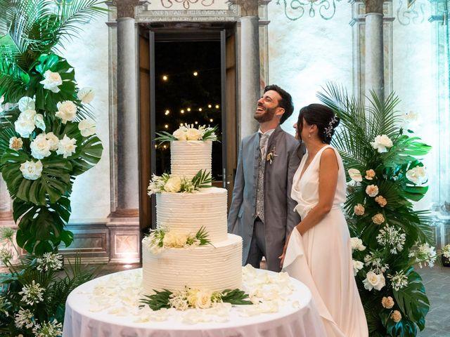 Il matrimonio di Luca e Laura a Calco, Lecco 40