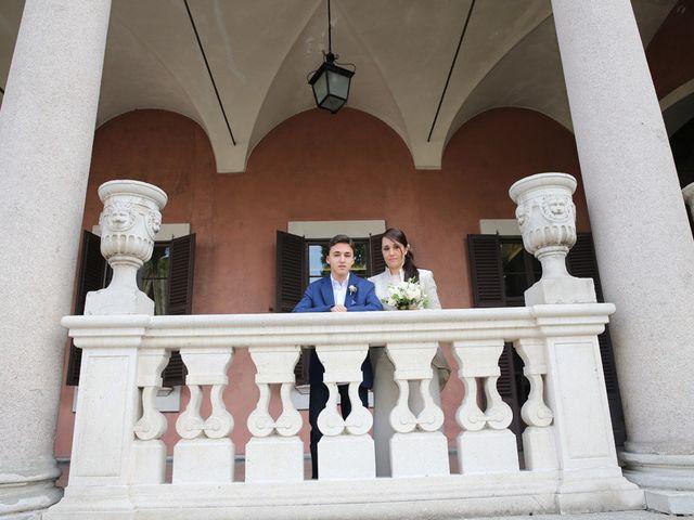 Il matrimonio di Angelo e Sara a Cinisello Balsamo, Milano 15