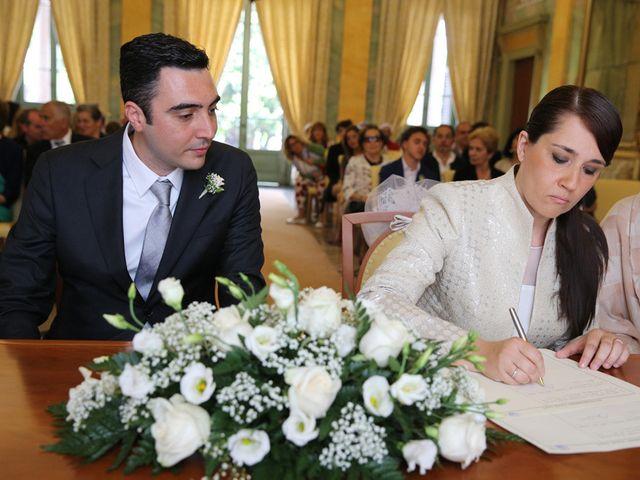 Il matrimonio di Angelo e Sara a Cinisello Balsamo, Milano 33