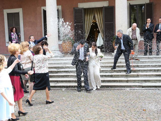 Il matrimonio di Angelo e Sara a Cinisello Balsamo, Milano 43