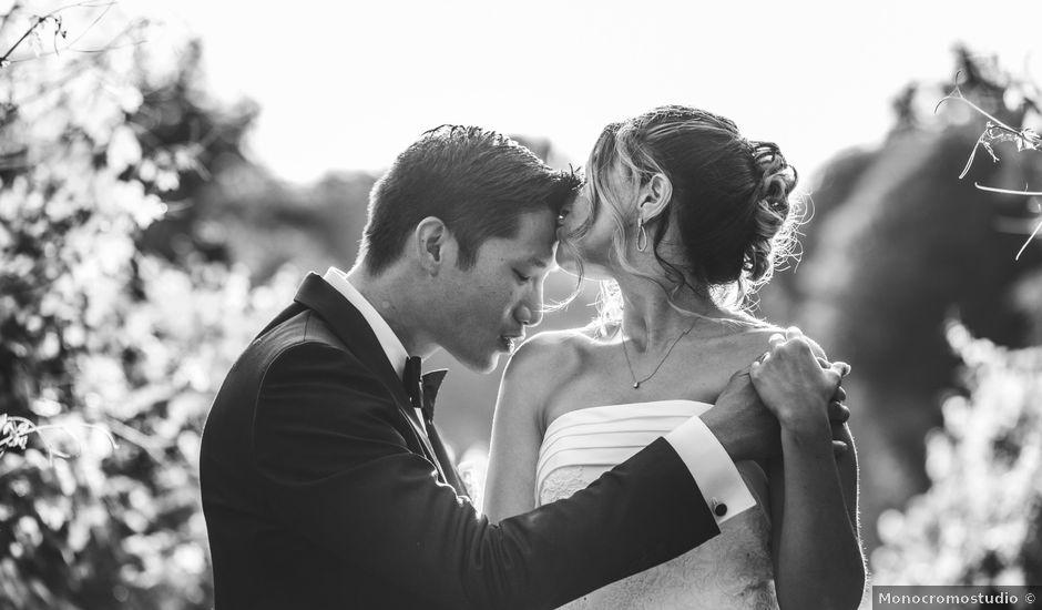 Il matrimonio di Allen e Sandra a Roppolo, Biella