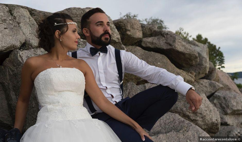 Il matrimonio di Giacomo e Dalila a Induno Olona, Varese