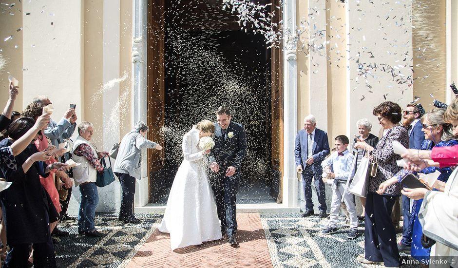 Il matrimonio di Antonio e Giulia a Arenzano, Genova