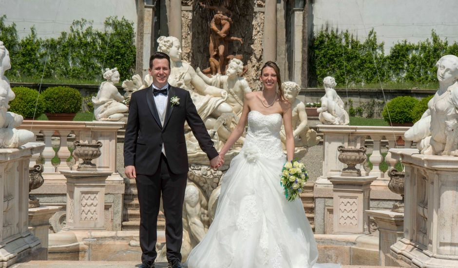 Il matrimonio di Alessandro e Chiara a Rho, Milano