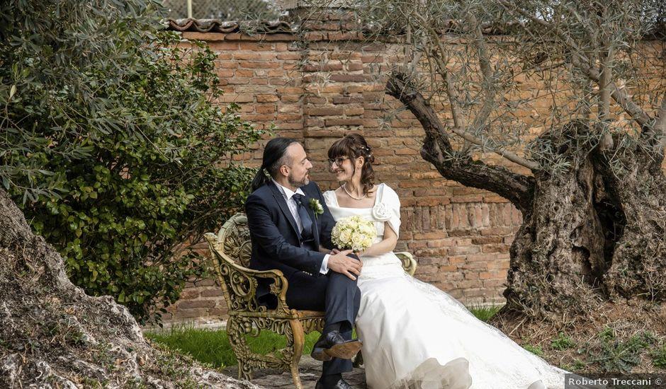 Il matrimonio di Italo e Domenica a Piubega, Mantova