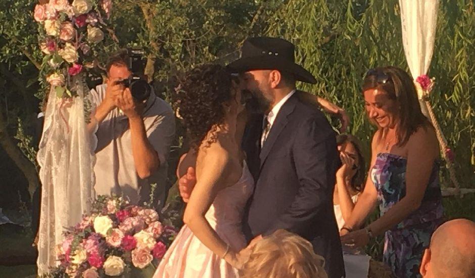 Il matrimonio di Amedeo e Silvia a Roma, Roma