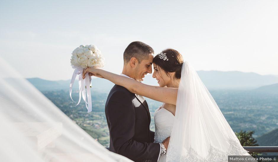 Il matrimonio di Angelo e Irene a Veroli, Frosinone