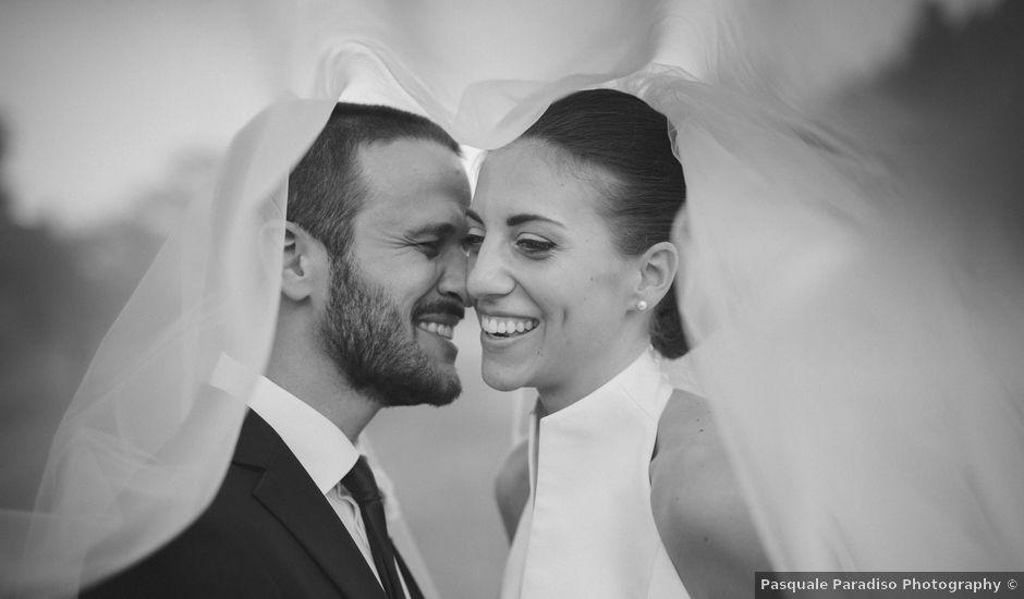 Il matrimonio di Giulio e Ilaria a Prato, Prato